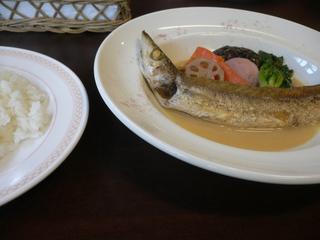 富山ランチ マリアージュ おすすめランチ (魚料理)