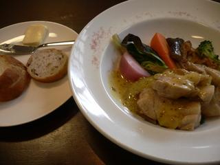 富山ランチ マリアージュ おすすめランチ (肉料理)