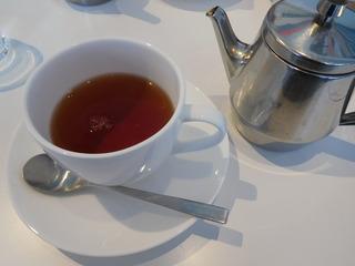 富山ランチブログ隊 ディアンドディパートメント 食後の飲み物 ホットティ-
