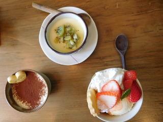 富山ランチブログ隊 Sisu 食後のドリンク