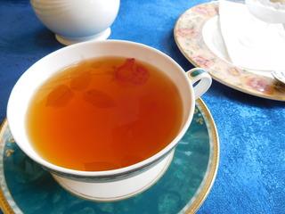 富山ランチブログ隊  ROSE WOOD 紅茶