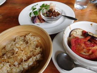富山ランチブログ隊 SOL(ソル)トマトのココナッツカレー
