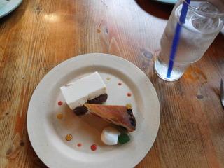 富山ランチブログ隊 SOL(ソル)本日のおまかせケーキプレート+ドリンク