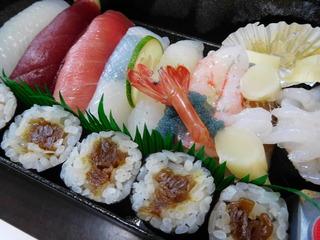 富山ランチブログ隊 寿司・割烹 寿司折り弁当