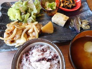 富山ランチブログ隊 食育館かふぇ ENISHING (エニシング) 和膳