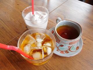 富山ランチブログ隊 食育館かふぇ ENISHJING (エニシング) 食後のカフェ