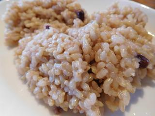 富山ランチブログ隊 「盛りの茶屋 糧」玄米雑穀ご飯