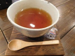 富山ランチブログ隊 ここねかふぇ ドリンク ホット 紅茶