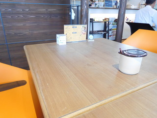 富山ランチブログ隊 ウッドペッカーカフェ 店内 情景
