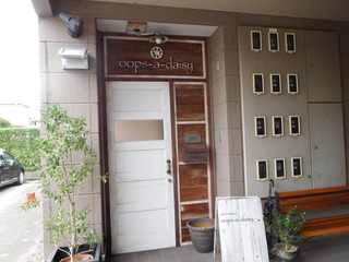 富山ランチブログ隊 ウブス・ア・ディジー 店前