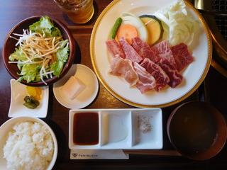 富山ランチブログ隊 グリエTANIGUCHI 根塚店 焼肉ランチ 「カントリー」