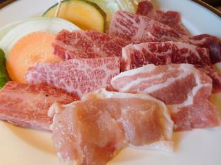 富山ランチブログ隊 グリエTANIGUCHI 根塚店 「カントリー お肉 セット
