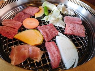 富山ランチブログ隊 グリエTANIGUCHI 根塚店 「カントリーセット」網焼き