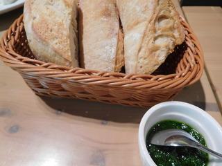 富山ランチブログ隊 シェ・ヨシ シェ・ヨシ フランスパン
