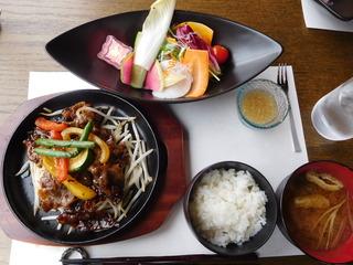 富山ランチブログ隊 Steak&Fusion IZUMI 創作ランチ