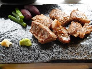 富山ランチブログ隊 Steak&Fusion IZUMI ステーキランチ
