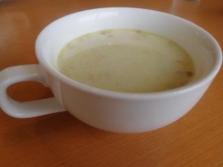 富山ランチブログ隊 ペルソーナ(PerSona) スープ