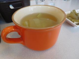 富山ランチブログ隊   くるみの森  キャベツのスープ