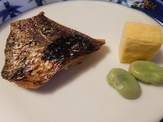 富山ランチブログ隊 なか市 日替わり 真鯛の味噌漬け 画像 UP