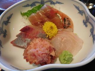 富山ランチブログ隊 なか市  お刺身定食 画像 UP