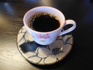 富山ランチブログ隊 なか市 食後のコーヒー