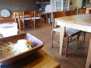 富山ランチブログ隊 かもめのジョナコ 店内情景