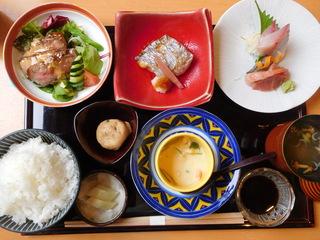 富山ランチブログ隊 旬彩ごちそう 昼ごちそう膳 ランチ