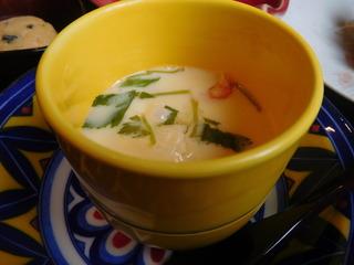 富山ランチブログ隊 旬彩ごちそう 昼ごちそう膳  茶わん蒸し