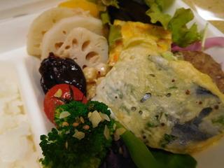 富山ランチブログ隊 食堂 nogi (ノギ) 野菜たっぷりおまかせ弁当