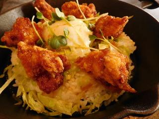 富山ランチブログ隊 ほんごうの木珈琲 週替わり ランチ 油淋鶏 画像UP