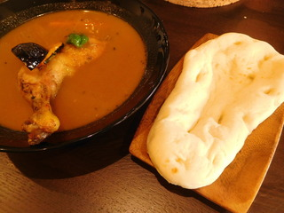 富山ランチブログ隊 ほんごうの木珈琲 スープカレーランチ