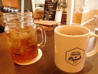 富山ランチブログ隊 ほんごうの木珈琲 食後のドリンク