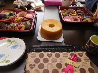 富山ランチブログ隊 マリーマリー (万里摩理)のお弁当