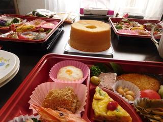 富山ランチブログ隊 マリーマリー(万里摩理) お弁当画像UP