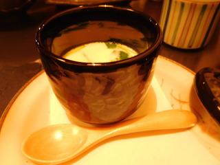 富山ランチブログ隊 海と畑と僕 茶わん蒸し 画像UP