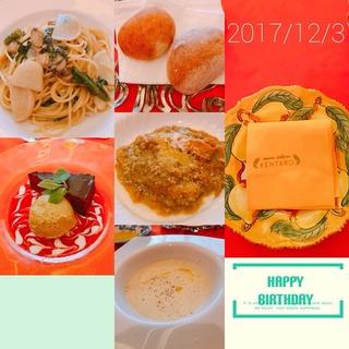 富山ランチブログ隊 [KENTARIO] にて バースディランチ会