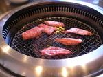 富山ランチ カルビ焼き