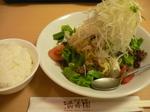 富山ランチ隊 満寿園 冷麺