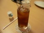 富山ランチ隊 満寿園 麺セット アイスティー