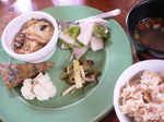 富山ランチブログ隊 平和通り食堂洋風セット