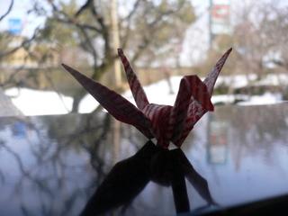 富山ランチ 梅の花 個室出窓ディスプレイ