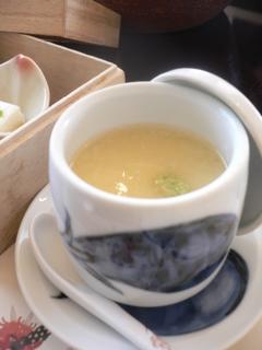 富山ランチ 梅の花 賀茂川ランチ茶碗蒸し