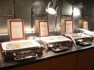 富山rンチブログ隊 富山第一ホテル ブッフェコーナー