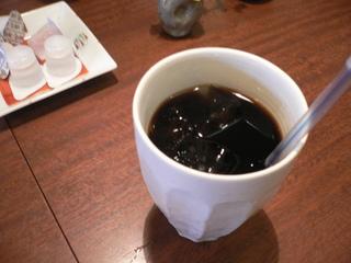 富山ランチブログ 食後のコーヒー