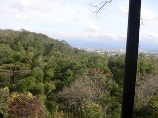 富山ランチブログ隊 青い丘 呉羽山からの景観