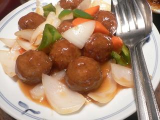 富山ランチブログ 隊 中華料理 高尾 八宝菜