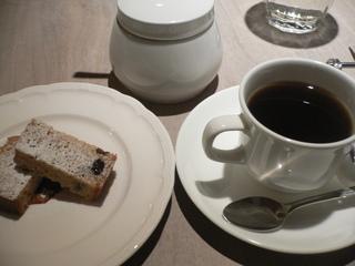 富山ランチブログ隊 CUORE デザート&コーヒー