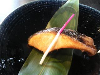 富山ランチブログ隊      「ろ」お魚 鮭