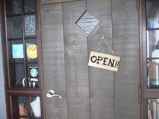 富山ランチブログ隊 Cafe mandy 店入り口