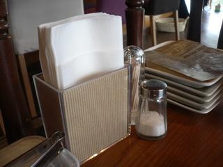 富山ランチブログ隊 Cafe mandy テーブル席